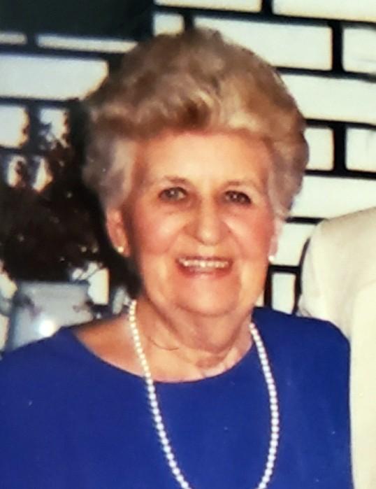 Maxine Betty Jean Herdman