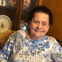 Doris Alberta Joseph