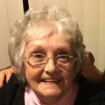 "Margaret L. ""Peggy"" Sweetland"